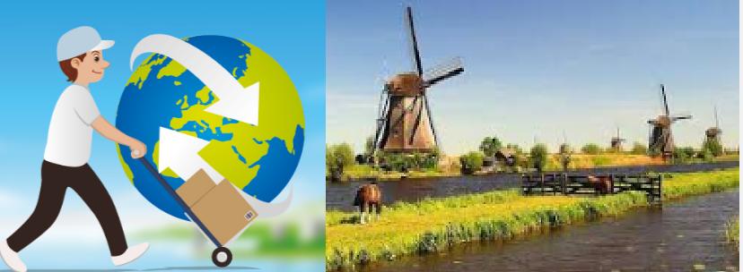 Dịch vụ chuyển hàng đi Hà Lan nhanh chóng và tiết kiệm