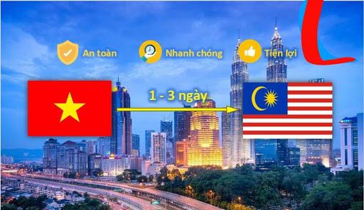 Các mặt hàng nhận gửi sang Malaysia