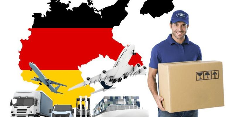 Nhu cầu vận chuyển hàng đi Đức